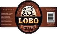 Pedernales Lobo Negro Logo