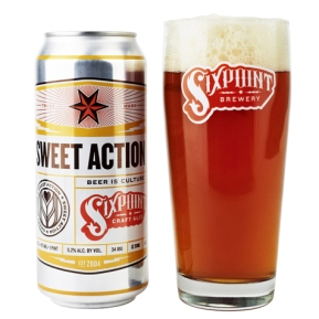 Sixpoint Sweet Action Pint Jockeys Texas Tuesday