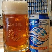 Karbach Karbachtoberfest can and draft
