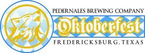 Pedernales Lobo Oktoberfest label