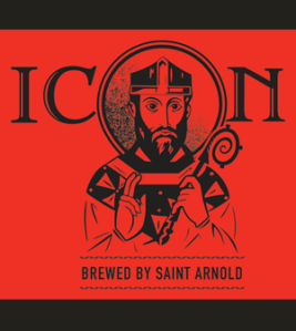 Saint Arnold Icon Red