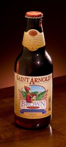 Saint Arnold Brown Ale