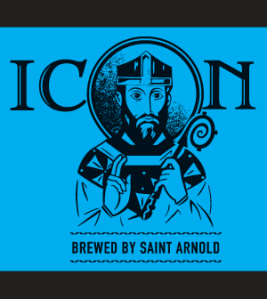Saint Arnold Icon Blue