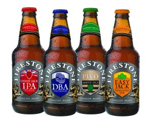 Firestone Walker beers