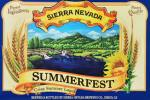 Sierra Nevada Summerfest label