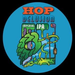 Hop Delusion logo