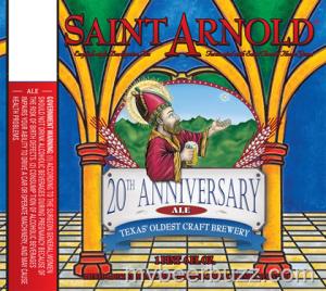 SA 20th Anniversary Ale