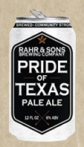 Rahr Pride of Texas