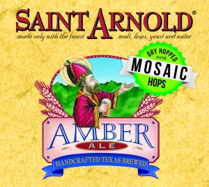 Amber Ale Mosaic Hops