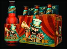 Woodchuck Gumption